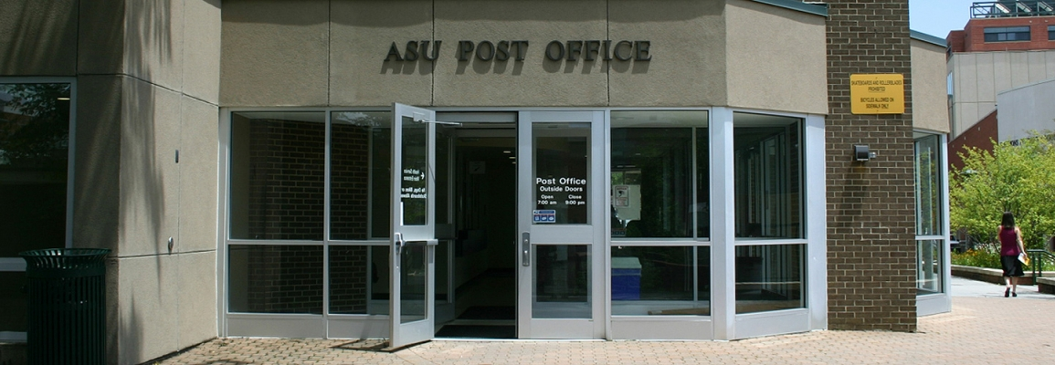 Post Office front entrance image